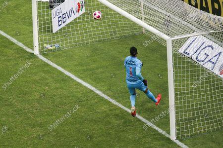 Editorial photo of Soccer, Mexico City, Mexico - 03 Oct 2021