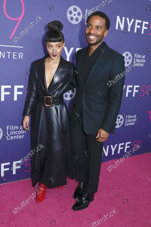 Editorial photo of 'Passing' premiere, Arrivals, 59th New York Film Festival, USA - 03 Oct 2021