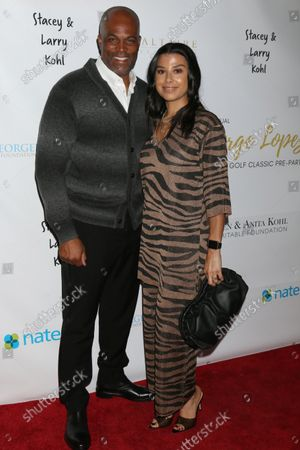 Editorial photo of George Lopez Foundation 14th Celebrity Golf Classic Pre-Party, Los Angeles,  - 03 Oct 2021