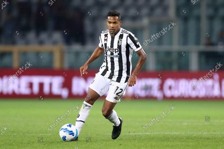 Alex Sandro of Juventus Fc the Serie A match between Torino Fc and Juventus Fc.