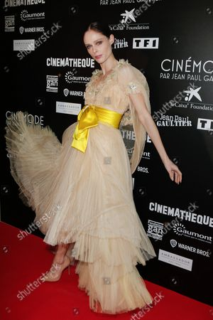 Editorial image of Jean-Paul Gaultier's Cinemode Exhibition photocall, Spring Summer 2022, Paris Fashion Week, France - 03 Oct 2021