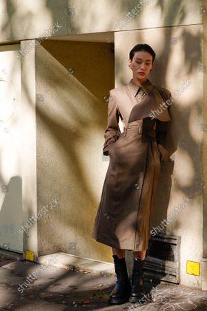 Stock Photo of Sora Choi