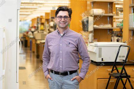 Editorial photo of Nobel Medicine, San Diego, United States - 04 Oct 2021