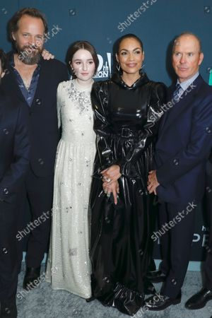 Editorial picture of Hulu's 'Dopesick' TV show premiere, Arrivals, New York, USA - 04 Oct 2021