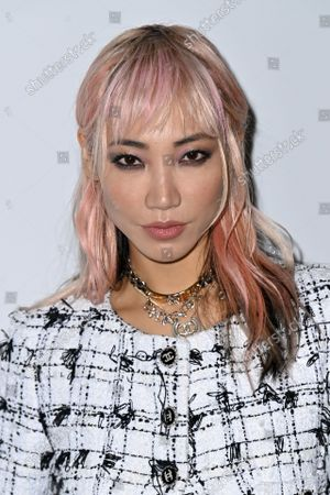 Stock Photo of Soo Joo Park in the front row