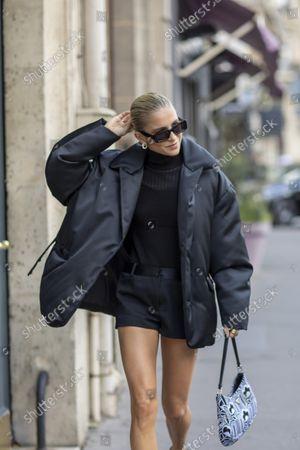 Caroline Daur, Street Style Giambattista Valli