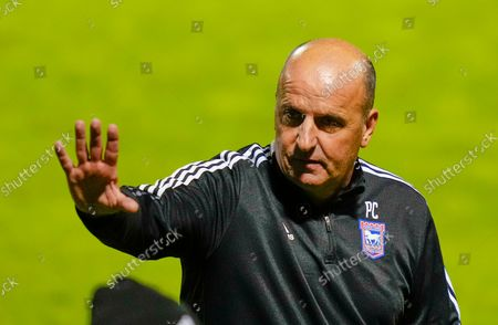 Paul Cook Ipswich Town Manager
