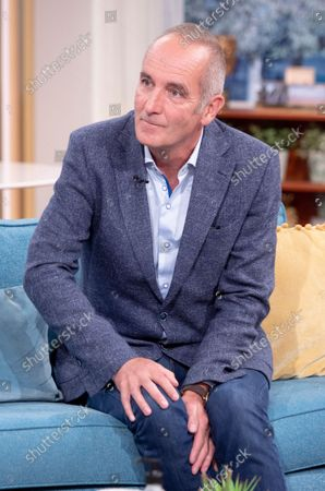 Editorial image of 'This Morning' TV show, London, UK - 05 Oct 2021