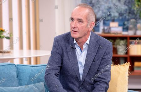 Editorial photo of 'This Morning' TV show, London, UK - 05 Oct 2021