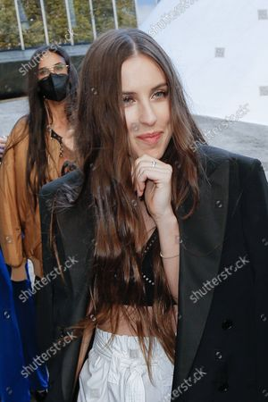 Scout LaRue Willis and Demi Moore