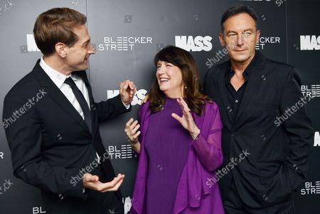 Fran Kranz, Ann Dowd, and Jason Isaacs