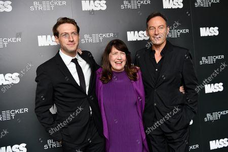 Fran Kranz, Ann Dowd and Jason Isaacs