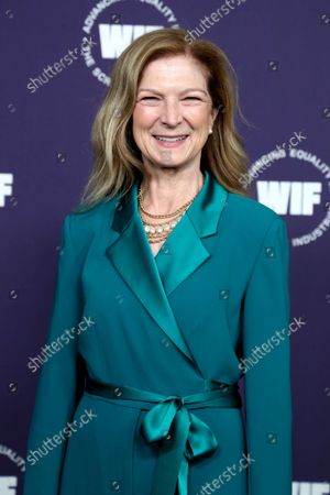 Editorial picture of Women in Film Honors Gala, Arrivals, Academy Museum of Motion Pictures, Los Angeles, California, USA - 06 Oct 2021