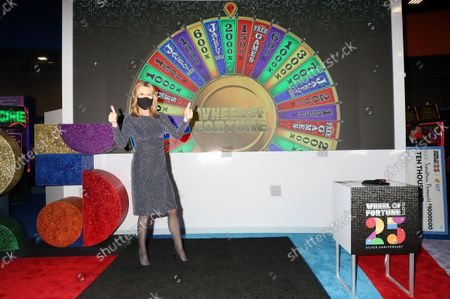 Stock Picture of Vanna White
