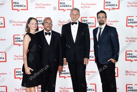 Editorial photo of 2021 PEN America Literary Gala, New York, United States - 05 Oct 2021