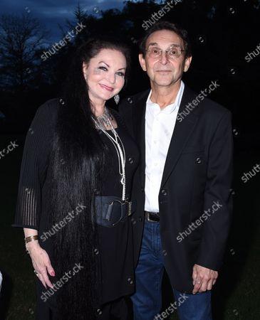 Crystal Gayle and husband Bill Gatzimos