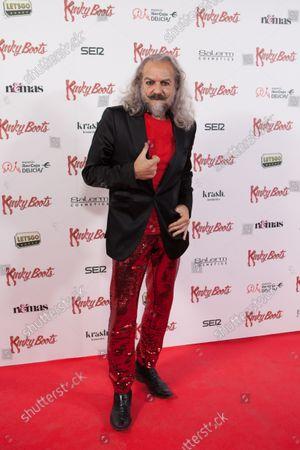 Editorial picture of 'Kinky Boots' premiere, Espacio Ibercaja Delicias, Madrid, Spain - 05 Oct 2021