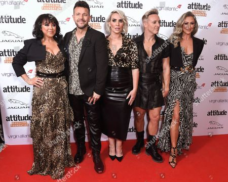 Editorial picture of The Virgin Atlantic Attitude Awards, powered by Jaguar, London, UK - 06 Oct 2021