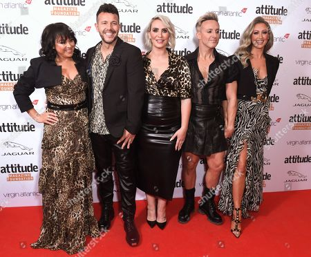 Editorial image of The Virgin Atlantic Attitude Awards, powered by Jaguar, London, UK - 06 Oct 2021