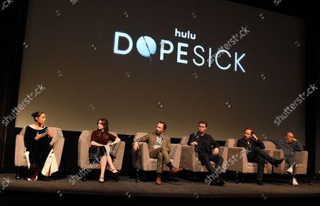 Rosario Dawson, Kaitlin Dever, John Hoogenakker, Will Poulter, Peter Sarsgaard, Michel Keaton