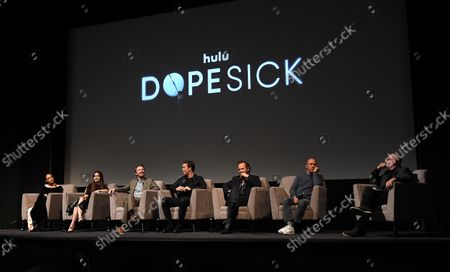Rosario Dawson, Kaitlin Dever, John Hoogenakker, Will Poulter, Peter Sarsgaard, Michel Keaton,Joe Neumaier