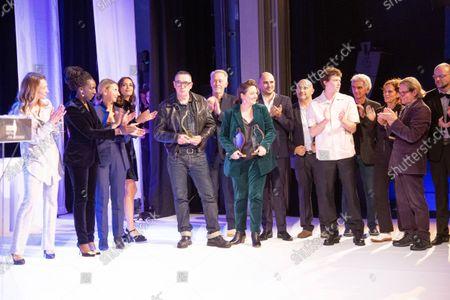 Editorial photo of 32nd British Film Festival, Dinard, France - 02 Oct 2021