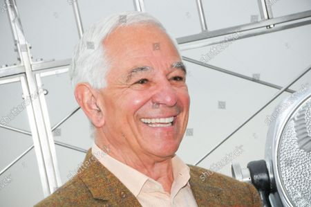 """Bobby Valentine is seen smiling at the 86th floor observatory of the Empire State Building. Former New York Mets baseball player and manager, Stamford mayoral candidate, Bobby Valentine visits the Empire State Building to honor """"Answer The Call"""" NYPD & NYFD Children's Benefit Fund, in New York City."""