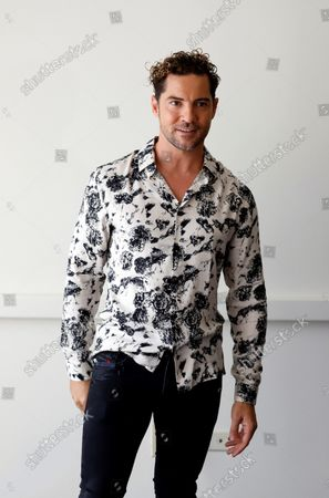 Editorial picture of David Bisbal arrives in Puerto Rico, 'an essential land' in his career, San Juan - 06 Oct 2021