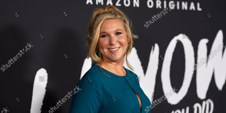 Stock Image of Cassie Beck