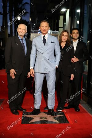 Editorial photo of Daniel Craig Honored with Star on the Hollywood Walk of Fame, Los Angeles, CA, USA - 6 Oct 2021