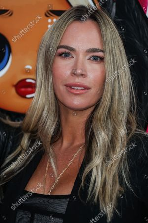 Actress Teddi Jo Mellencamp Arroyave arrives at the Los Angeles Premiere Of 'L.O.L Surprise!' held at the Hollywood Forever Cemetery on October 6, 2021 in Hollywood, Los Angeles, California, United States.