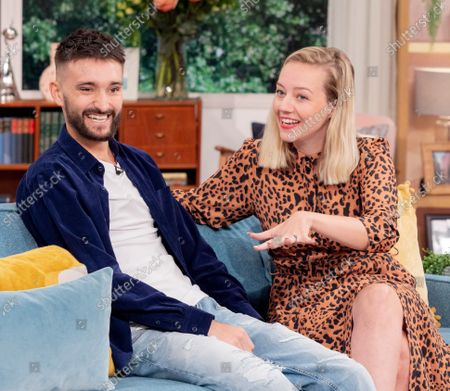 Editorial picture of 'This Morning' TV show, London, UK - 07 Oct 2021