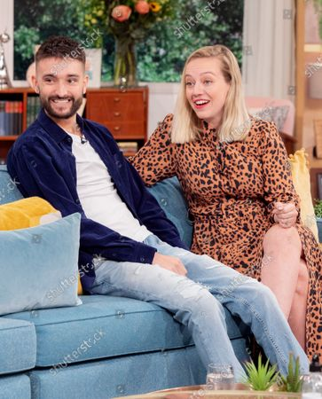 Editorial image of 'This Morning' TV show, London, UK - 07 Oct 2021