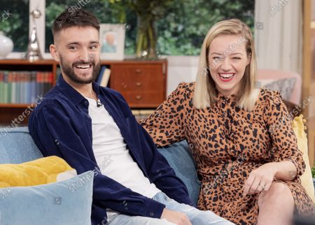 Editorial photo of 'This Morning' TV show, London, UK - 07 Oct 2021