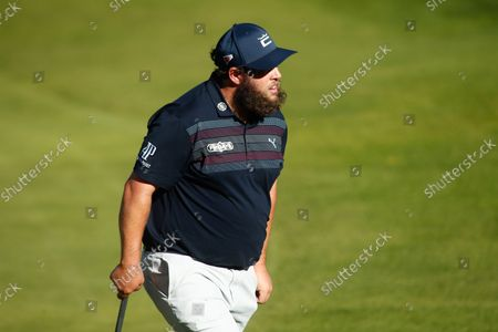 Editorial photo of Spain Open of Golf - Day 1, Madrid - 07 Oct 2021