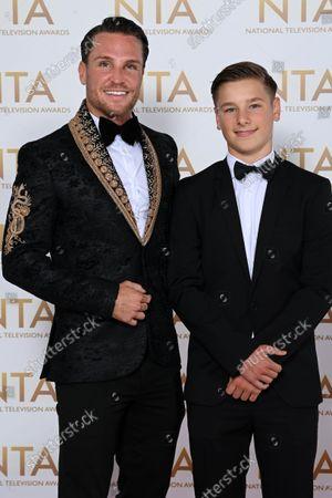 Tom Zanetti and son