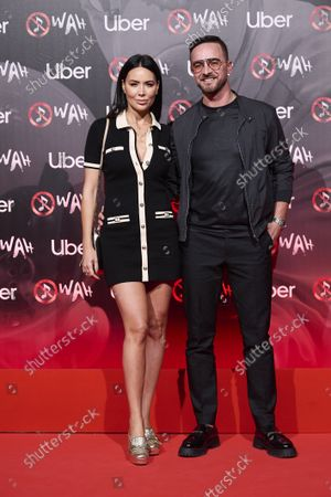 Editorial photo of 'WAH' show world premiere, Madrid, Spain - 07 Oct 2021