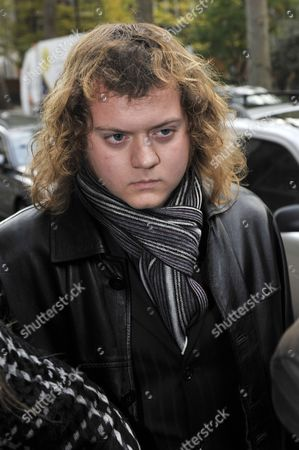 Editorial image of Student Edward Woollard at Westminster Magistrates Court, London, Britain - 24 Nov 2010