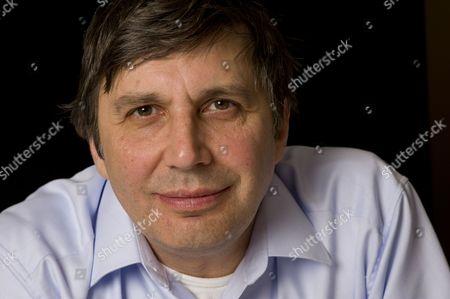 Stock Photo of Professor Andre Geim