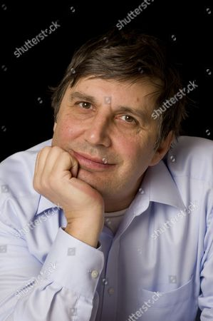 Editorial picture of Professor Andre Geim, Nobel prize winning physicist, Manchester, Britain - 17 Nov 2010