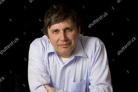 Editorial photo of Professor Andre Geim, Nobel prize winning physicist, Manchester, Britain - 17 Nov 2010