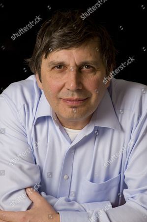 Stock Photo of Professor Andre Geim