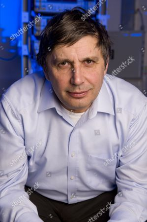 Stock Image of Professor Andre Geim