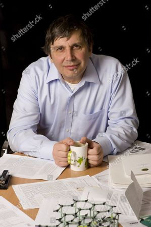 Stock Picture of Professor Andre Geim