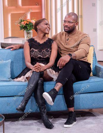 Otlile Mabuse and Ugo Monye