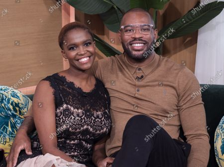 Editorial image of 'This Morning' TV show, London, UK - 08 Oct 2021