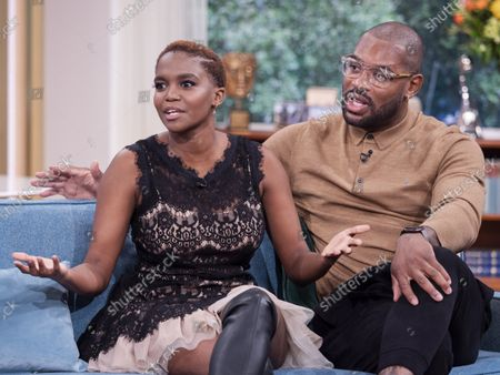 Editorial picture of 'This Morning' TV show, London, UK - 08 Oct 2021