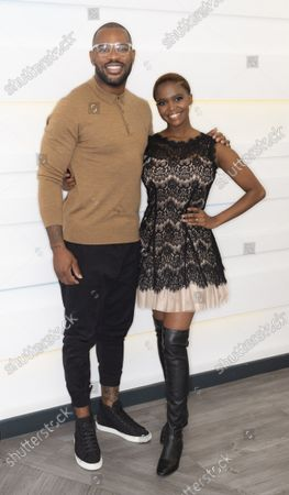 Ugo Monye and Otlile Mabuse