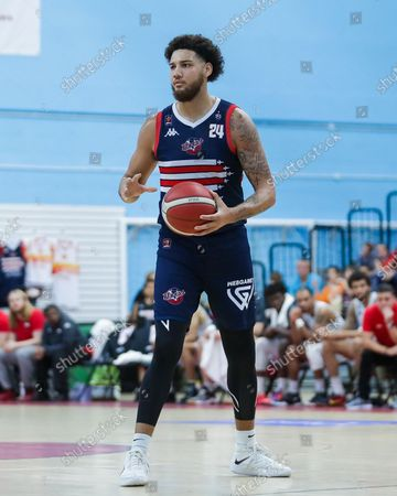 Stock Picture of Zach Simmons of Bristol Flyers- Mandatory by-line: Will Cooper/JMP