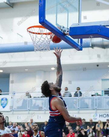 Editorial image of Bristol Flyers v Leicester Riders, UK - 08 Oct 2021
